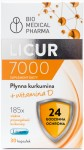Licur 7000 kurkumina z witaminą D - 30 kaps. - Bio Medical Pharma