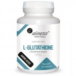 L-Glutathione 500mg 100 kaps. L Glutation reduced - Aliness