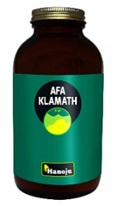 AFA Klamath algi 500 tabletek po 250 mg USDA