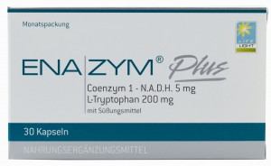 Koenzym 1 - N.A.D.H. ENAZYM PLUS 30 kaps. - Life Light